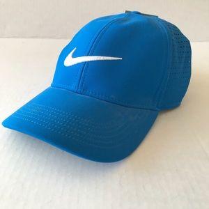 Nike NEW AeroBill Legacy91 Blue Golf Hat